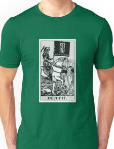 Death By Monsanto Tarot Card Unisex T-Shirt