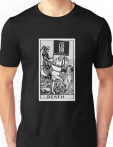 Death By Monsanto Tarot Card Unisex T-Shirt
