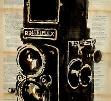 the camera by Loui  Jover