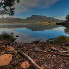 Huntsman Lake. by Warren  Patten
