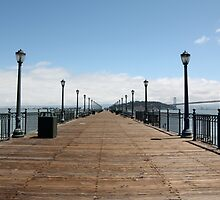 Pier 7 by HaveANiceDaisy