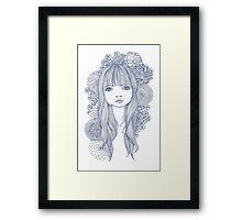 Helena Framed Print