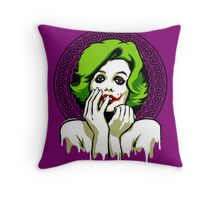 Some Like It Rotten Throw Pillow