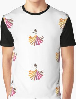 Skirt colors Graphic T-Shirt