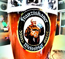 Franziskaner Weissbier by ©The Creative  Minds