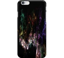 Colored Tree Branch iPhone Case/Skin