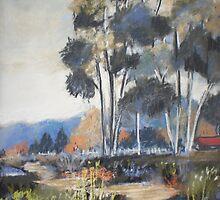 Blue Hills by Toni Lynch