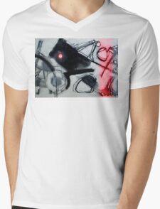 peak hour Mens V-Neck T-Shirt