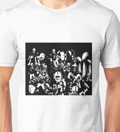Legends of Raider Nation Unisex T-Shirt