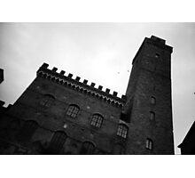 Medieval Manhattan - Lomo Photographic Print