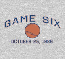 Game Six by LicensedThreads