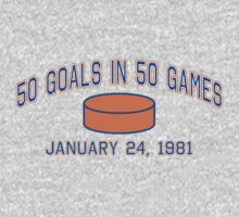 50 Goals In 50 Games by LicensedThreads