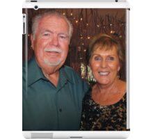 Bill & Judy McLaren iPad Case/Skin