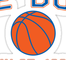 The Dunk Sticker