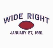 Wide Right Kids Clothes