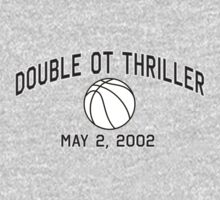 Double OT Thriller Kids Clothes
