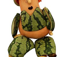 The Veggies - Butternut Soldier by Yampimon