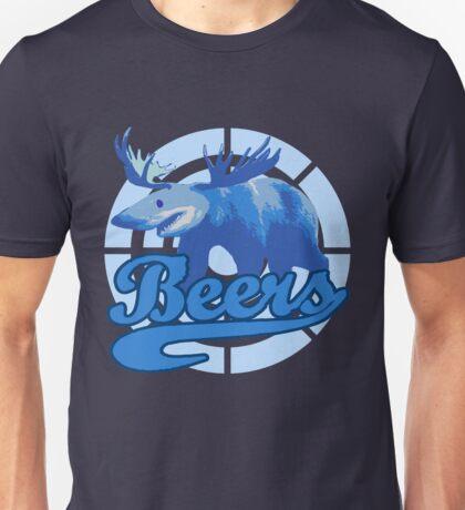 Beers Unisex T-Shirt