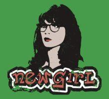New Girl by childoftardis