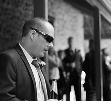 Wedding Guest by Andrew  Makowiecki