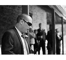 Wedding Guest Photographic Print
