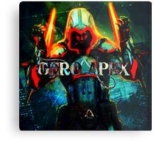 Gero Apex Gear  Metal Print