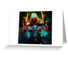 Gero Apex Gear  Greeting Card