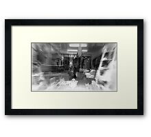 REFLECTION`S Framed Print