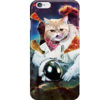 Sir Space Pumpkin iPhone Case/Skin