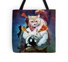 Sir Space Pumpkin Tote Bag