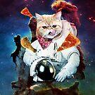 Sir Space Pumpkin by jimiyo