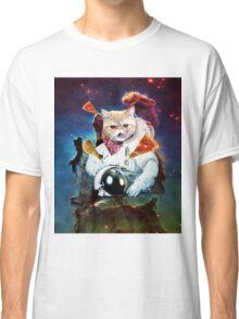 Sir Space Pumpkin Classic T-Shirt