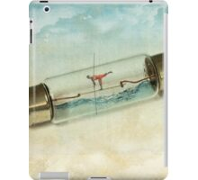 Fuse wire walker iPad Case/Skin