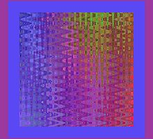 Rainbow Rectangles by Betty Mackey