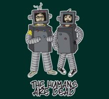 The Humans are dead. by erdbaer