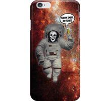 Carpe Diem... in Outer Space! (iPhone) iPhone Case/Skin