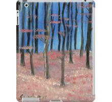 Trees at Start of Spring iPad Case/Skin