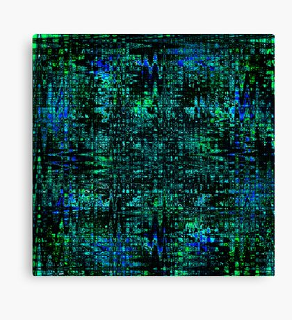 Matrix Canvas Print