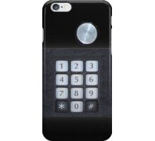 Arcade RPG Controller 1 iPhone Case/Skin