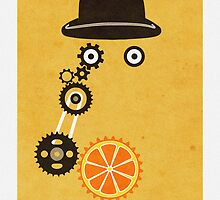 A Clockwork Orange by SimonDiff