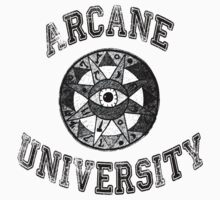 Arcane University  by Voodoo0593