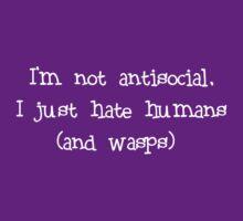 Antisocial by Wild-Scorpio