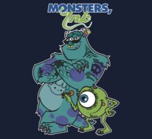 Monsters Ink by satansbrand