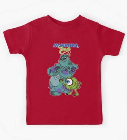 Monsters Ink Kids Clothes