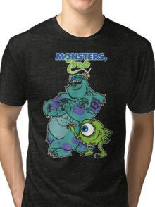 Monsters Ink Tri-blend T-Shirt