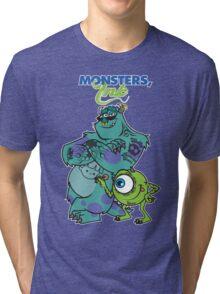 Monsters Ink Tri-blend T-Shirt