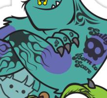 Monsters Ink Sticker