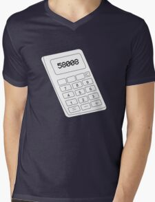 58008 Mens V-Neck T-Shirt