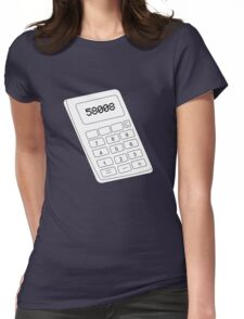 58008 Womens Fitted T-Shirt