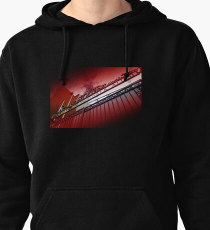 The Shankly Gates - Anfield - Liverpool FC Pullover Hoodie